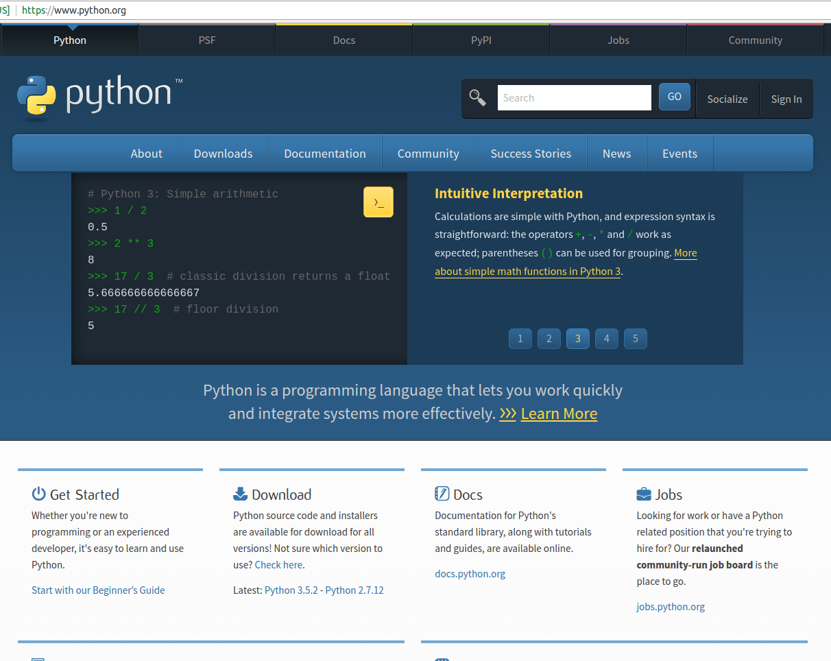 How to install Python – Heroes of Programming